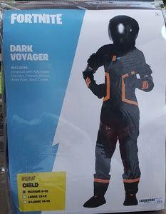 Fortnite Voyager Costume Spirit Costumes Kids Fortnite Dark Voyager Costume 8 M Poshmark